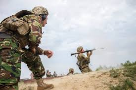 Ukrainian Flag Emoji Us Soldiers Teach Ukrainian Troops How To Employ Rpgs At Yavoriv