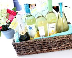 wedding wine gift basket ideas lading for