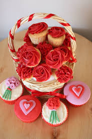 cupcake amazing chocolate valentines day cake valentines