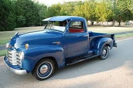 new here question about my 1954 chevy truck the 1947 present