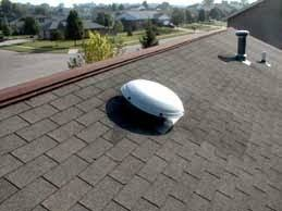 which roof vent is best for your home davis roofing