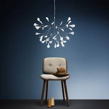 small flat led lights heracleum ii small led chandelier by moooi at lumens com