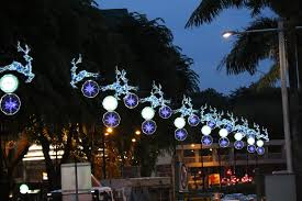 Christmas Decorations Online Singapore by Merry Christmas From The Magical Wonderland In Singapore U2013 Laila U0027s