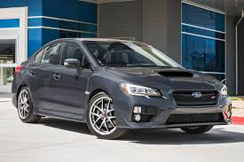subaru wrx spoiler 2016 subaru wrx sti limited pricing for sale edmunds