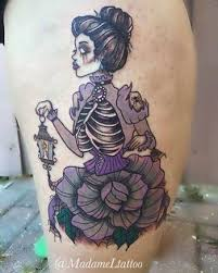 Beauty Tattoo Ideas 66 Creepy Spooky Tattoo Design Ideas To Show Off This Summer