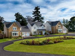 new homes for sale in scotland