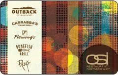 bonefish gift card bonefish grill multibrand gift card gift cards