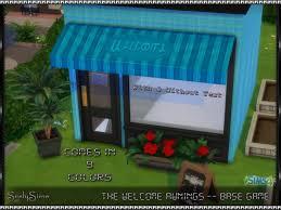 Sims 3 Awning Get To Work Striped Fun Fun Awnings 9 Retextures At Srslysims