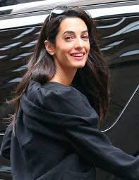 is amal clooney hair one length 63 best iconic images on pinterest amal clooney george clooney