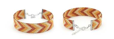 beading bracelet clasp images How to use ricks bead loom plus two ways to clasp loom bracelets jpg