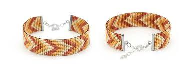 beading bracelet clasp images How to use ricks bead loom plus two ways to clasp loom bracelets jpg