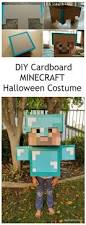 Minecraft Villager Halloween Costume Diy Minecraft Costume Instructions Minecraft Halloween Costume