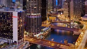 Downtown Chicago Hotels Map by Chicago Hotel Deals The Westin Chicago River North
