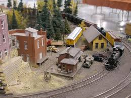 Railroad House Plans Mini Things