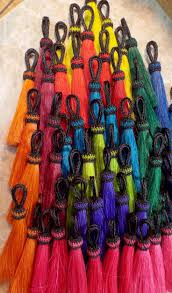344 best horse hair tassels knotatail images on pinterest