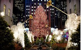 christmas lights tour new york city sightseeing