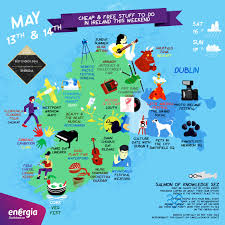 Ireland On Map News Tips U0026 Advice Blog Energia