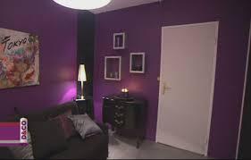 chambre violet et la chambre baroque de morgane