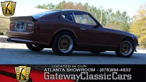 classic datsun 280z 1978 datsun 280z gateway classic cars of atlanta 113 youtube