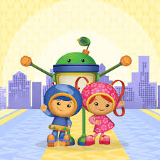thomas friends team umizoomi