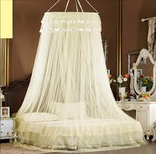 Lace Bed Canopy Mosquito Net Bed Canopy Home Room Bed Canopy Princess