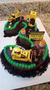 construction cake toppers construction birthday cake creative ideas