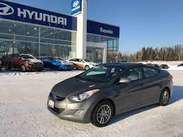 used 2013 hyundai elantra 4 dr gls to sale for 14 in bathurst