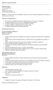 Physical Therapy Resumes Respiratory Therapist Resume Examples Art Therapist Resume Sample