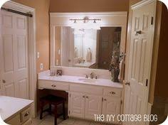 Bathroom Mirror Remodel by 28 Ways To Refresh Your Bath On A Budget Bathroom Mirrors Bath