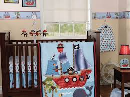 Dark Wood Nursery Furniture Sets by Toddler Bed Bedding Fish Set Baby Crib Blue And White Style
