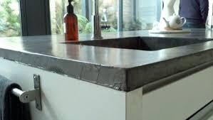 cuisine beton cire beton cire plan de travail cuisine castorama evtod newsindo co