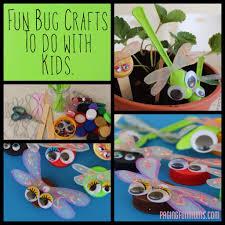 fun u0026 easy bottle cap bug craft louise paging fun mums
