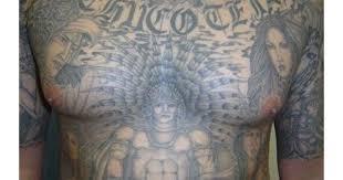 aztec tribal tattoos in prison tattooic