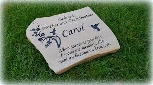 personalized memorial stones garden memorial stones beautifully personalized free shipping