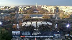 picture of inauguration crowd 2013 presidential inaugural activities jan 21 2013 video c