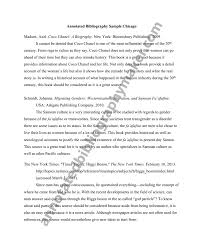 Annotated bibliography essay Free Downloadable Simple Annotated Bibliography Template