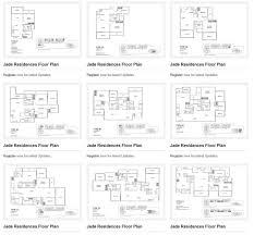 raffles hotel floor plan sg proptalk page 15