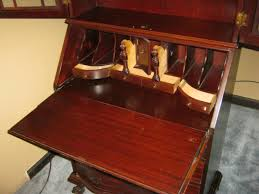 Secretary Desk For Sale by Desk Desk With Hidden Compartment With Pleasant Secretary Desk
