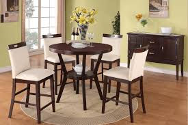 High Top Kitchen Table And Chairs Dining Room Wonderful Counter Height Dining Table Leather Chairs
