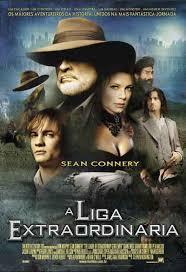 A Liga Extraordinária – HD 720p