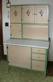 Antique Kitchen Cabinet With Flour Bin Hoosier Saw One Of These At A Garage Sale I Wanted It 275 00