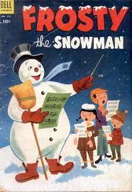 chris sobieniak u0027s comics u0026 stories color frosty snowman