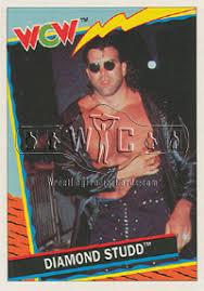 diamond studd wrestlingtradingcards 1992 wcw trading cards