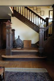 Staircase Design Inside Home by Best 25 Craftsman Staircase Ideas On Pinterest Interior