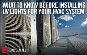 hvac uv light installation what to know before installing uv lights for hvac system