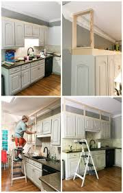 what are the top kitchen cabinets kitchen cabinet facelift at home with the barkers top