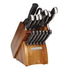 sabatier kitchen knives sabatier 15 forged rivet knife block set reviews