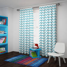 Blackout Curtains Eclipse Eclipse Thermaback Blackout Wavy Chevron Curtain Panel Walmart Com