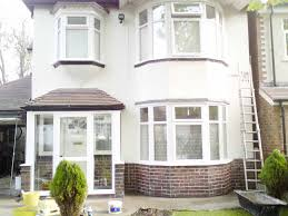 bay windows window and bays on pinterest two tier white wood