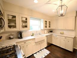 cream kitchen cabinets light counters cream kitchen cabinets